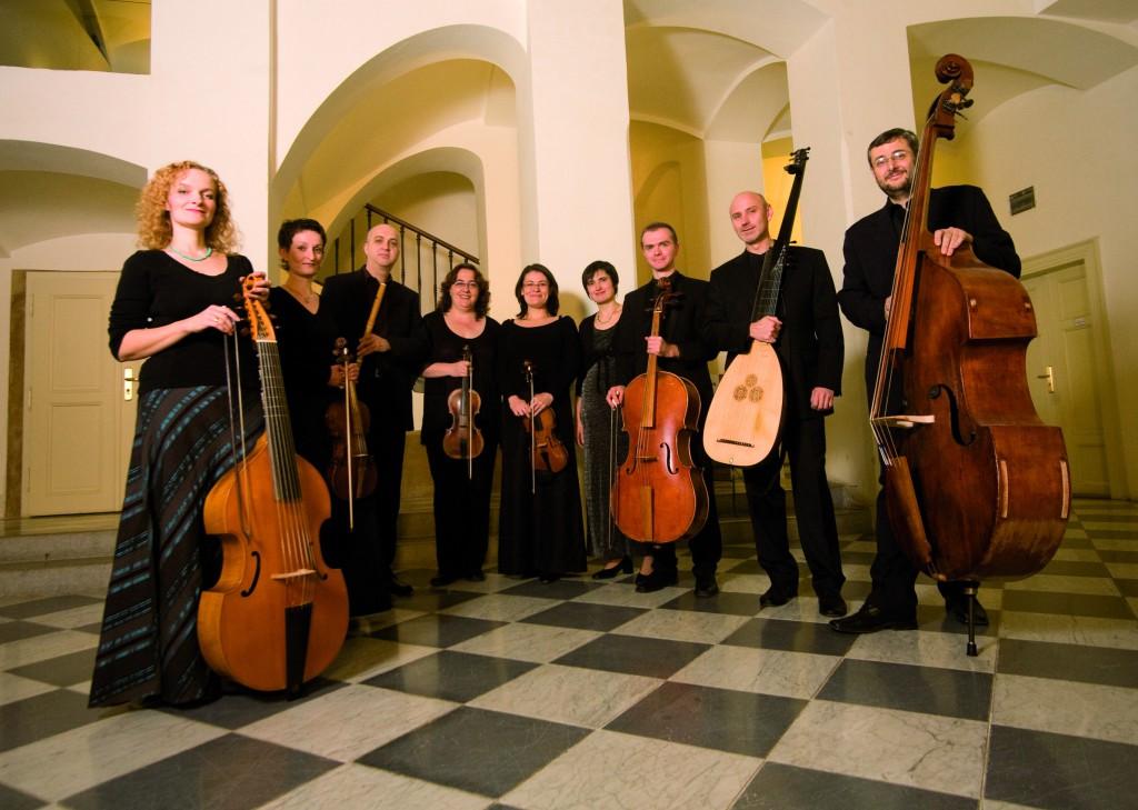 Musica Florea Small Ensemble Foto M.Světlík